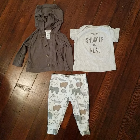 9c2eb5e6e Carter's Matching Sets | The Snuggle Is Real Outfit | Poshmark